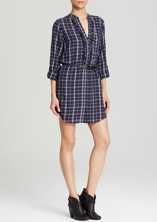 Joie Dress - Jessalyn Plaid