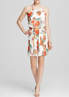 Joie Dress - Makana Floral Ikat