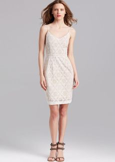 Joie Dress - Orchard B Geo Crochet