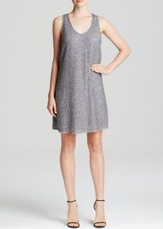 Joie Dress - Peri F Sequin Silk Crepe