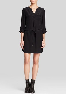 Joie Dress - Sovin Pocket Drawstring Silk