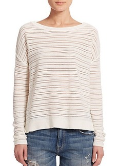 Joie Edna Striped Sweater