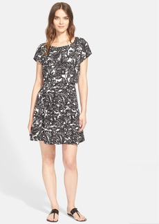 Joie 'Eley' Hawaiian Print Dress