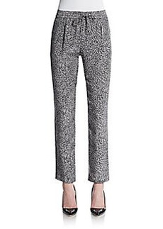 Joie Elmina Printed Silk Pants