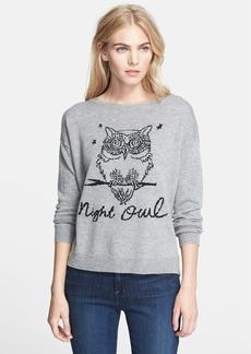 Joie 'Eloisa' Owl Sweater