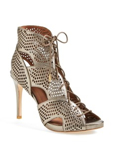 Joie 'Elvie' Perforated Lace-Up Sandal (Women)