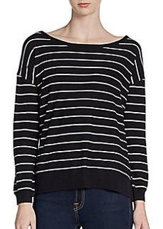 Joie Emele Striped Sweater