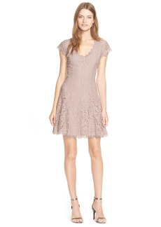Joie 'Eshe' Lace Fit & Flare Dress