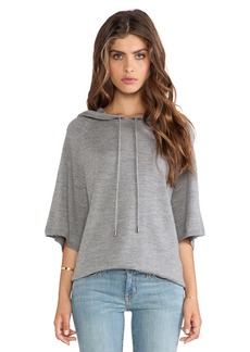 Joie Esmelle Poncho in Gray