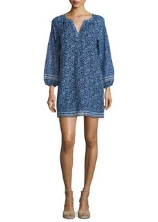 Joie Evadne Floral Shift Dress