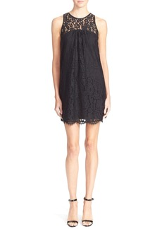 Joie 'Fahfia' Lace Shift Dress