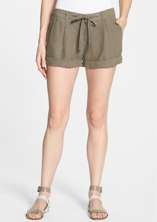 Joie 'Farrow' Linen Shorts