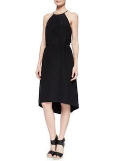 Joie Florilege Halter High-Low Dress