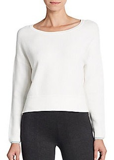 Joie Gabele Slouched Textured Sweater