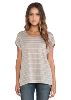 Joie Hanby Tee in Gray
