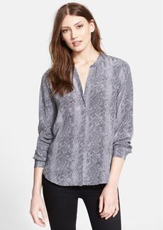 Joie 'Hanelle' Print Silk Shirt