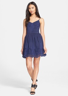 Joie 'Isere' Eyelet Dress