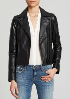 Joie Jacket - Davey Leather