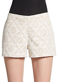 Joie Jareletta Cotton Shorts