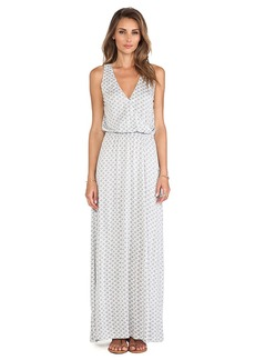 Joie Jaylen Maxi Dress in Gray