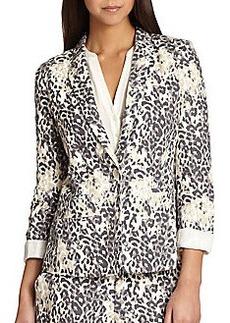 Joie Jeans Mehira B Linen Jacket