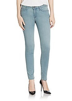 Joie Jeans Mid-Rise Skinny Jeans