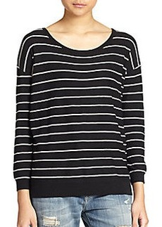 Joie Jeans Striped Boatneck Sweater