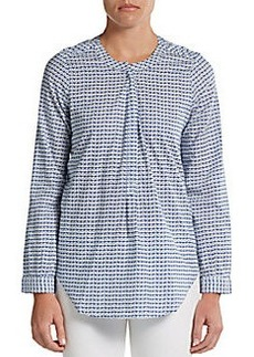 Joie Jira Cotton Blouse