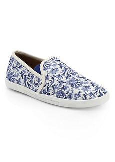 Joie Kidmore Floral-Print Sneakers