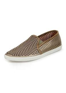 Joie Kidmore Metallic Skate Shoe, Pewter