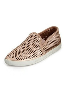 Joie Kidmore Metallic Skate Shoe, Rose Gold