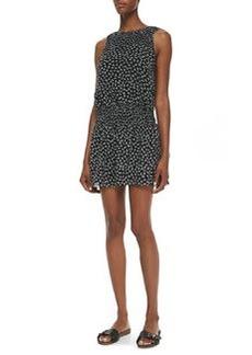 Joie Kieran Sleeveless Printed Dress