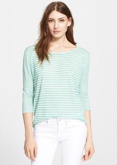 Joie 'Kilinda' Stripe Linen Top