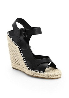 Joie Lena Leather Espadrilles