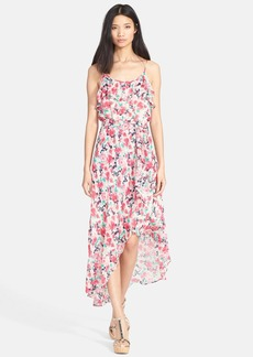 Joie 'Lili' Floral Print Silk Dress