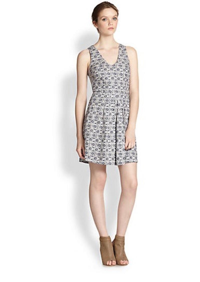 Joie Linen Kada Dress