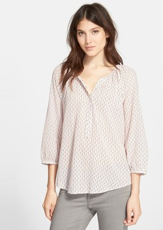 Joie 'Mabelle' Print Cotton Blouse