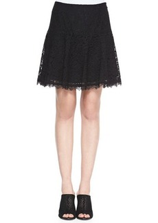 Joie Maika Lace Skirt