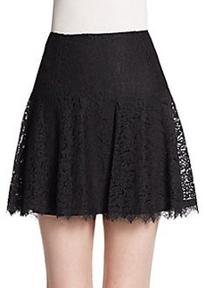 Joie Maika Lace Skirt