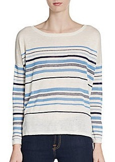 Joie Maine Striped Pullover
