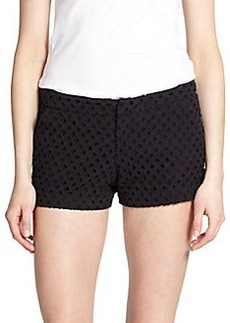 Joie Marci Eyelet Shorts
