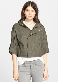 Joie 'Marlin' Crop Hooded Jacket