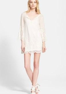Joie 'Marne' Eyelet Swing Dress