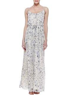 Joie Maruceka Floral-Print Maxi Dress