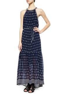 Joie Maryanna Printed Tiered Maxi Dress  Maryanna Printed Tiered Maxi Dress