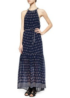 Joie Maryanna Printed Tiered Maxi Dress