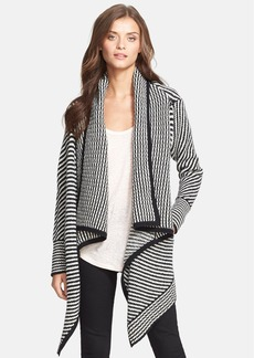 Joie 'Mathisa' Open Front Wool & Cashmere Cardigan