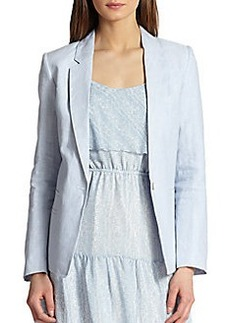 Joie Mehira B Chambray Jacket
