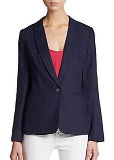 Joie Mehira B Linen Jacket