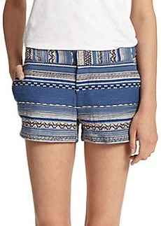 Joie Merci Jacquard Shorts